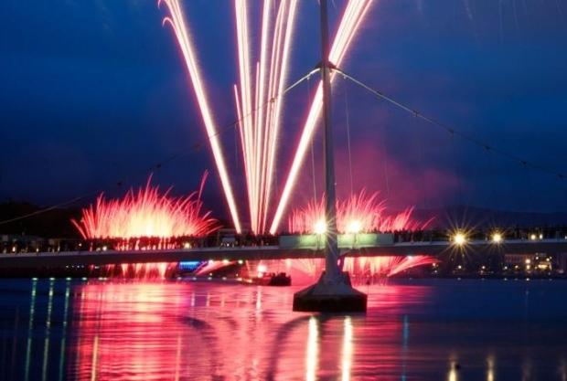 Pains Fireworks Ireland