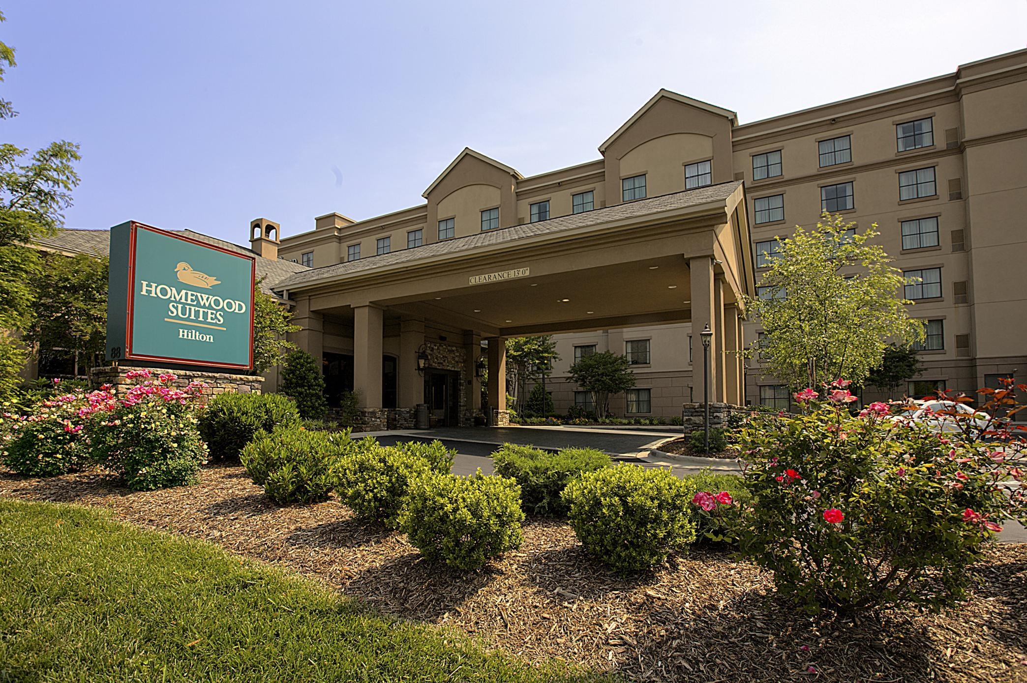 Homewood Suites By Hilton Asheville