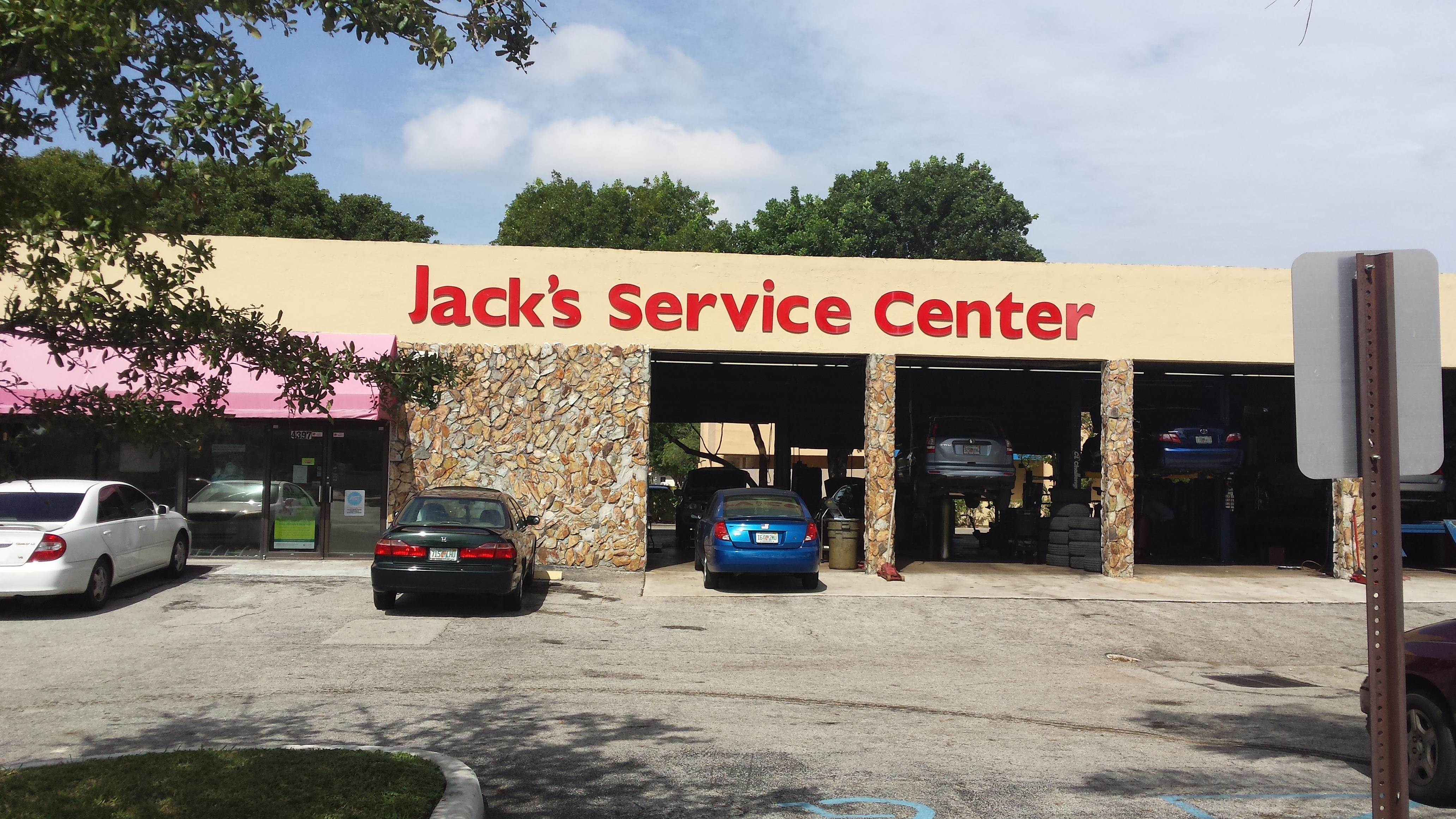 Auto Service Center : Jack s auto service center sunrise florida fl