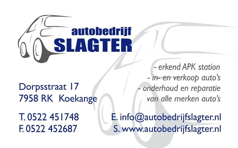 Slagter Autobedrijf