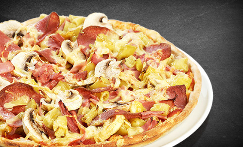 Pizza 4 Seasons