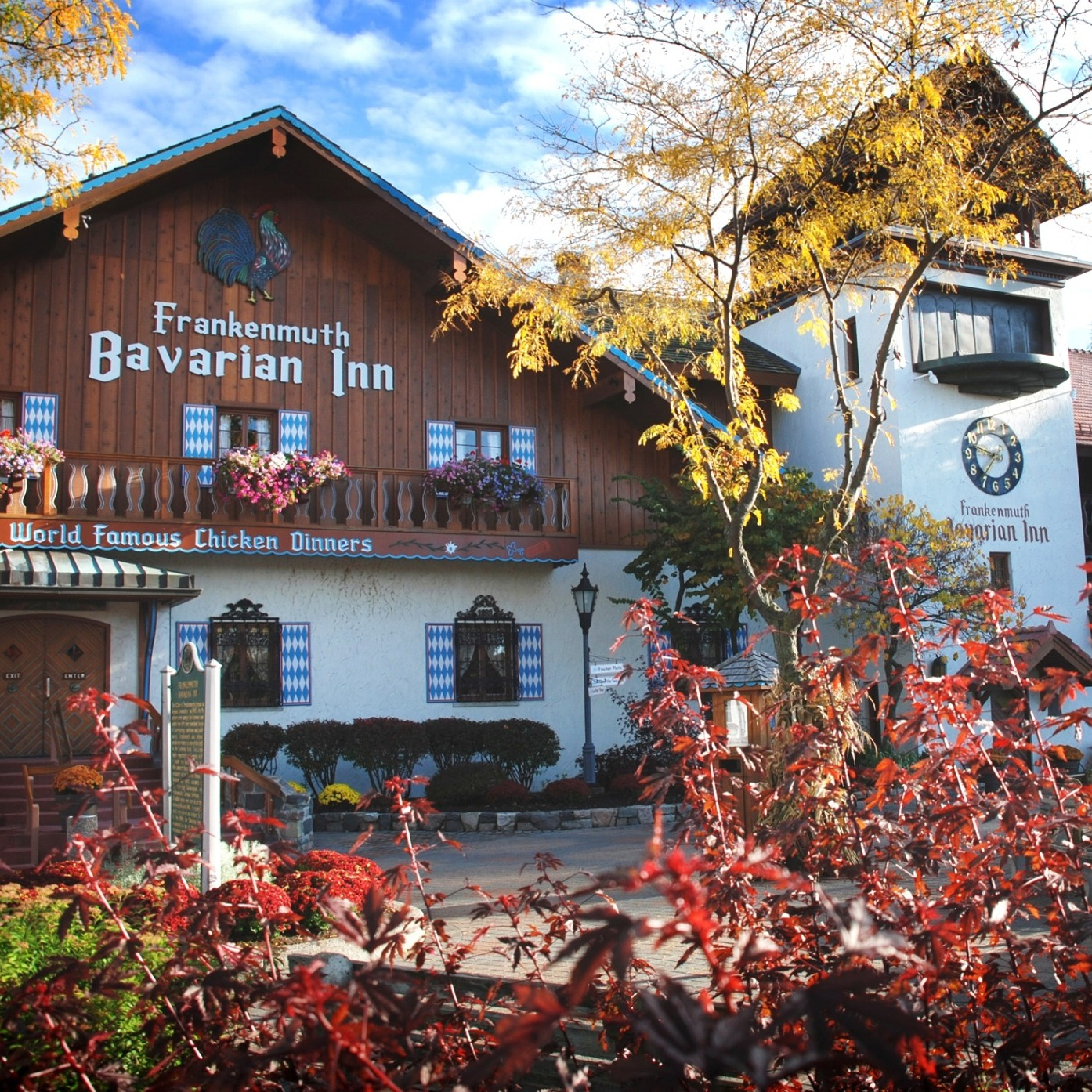 Bavarian Inn Restaurant - Frankenmuth, MI 48734 - (989)652-9941 | ShowMeLocal.com
