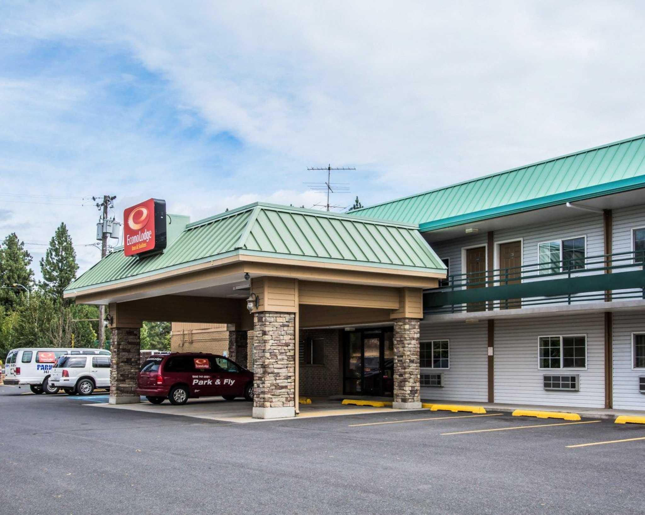 Hotel Near Spokane Airport Wa