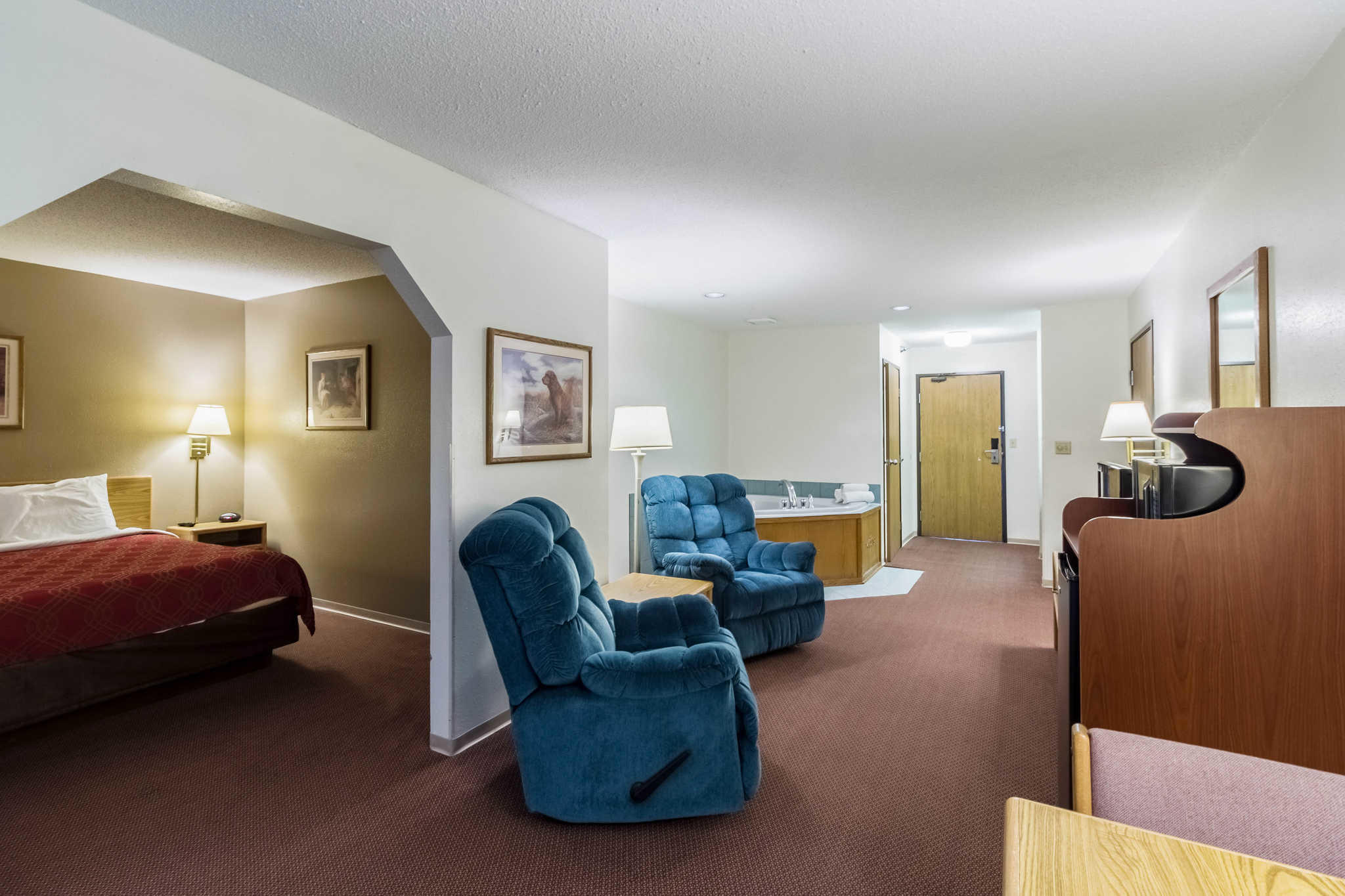 Hotels Near Ortonville Mn