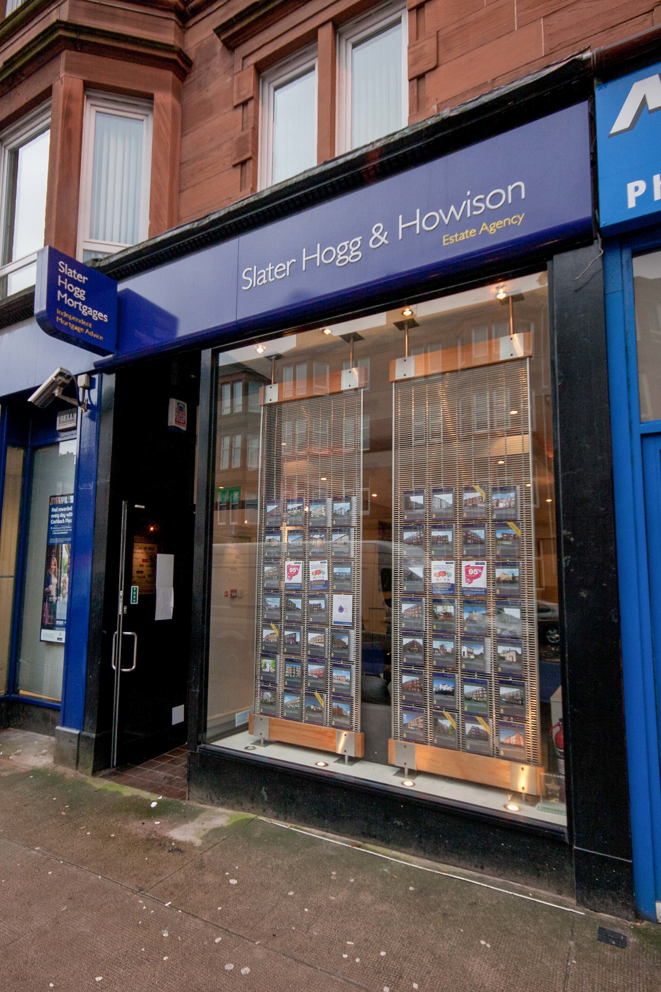 Slater Hogg & Howison Estate Agents Dennistoun