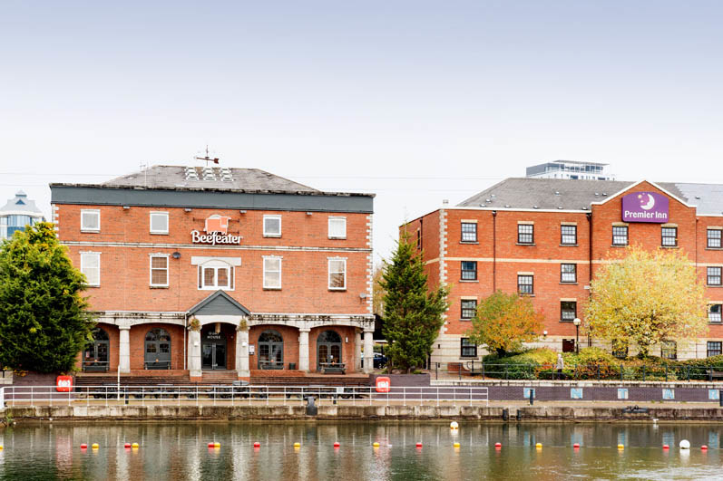 Beefeater Quay House
