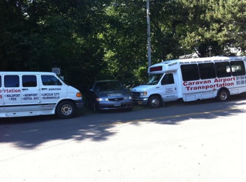 Caravan Transportation Services