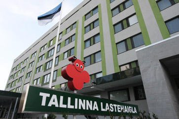 Tallinna Lastehaigla SA Mustamäel