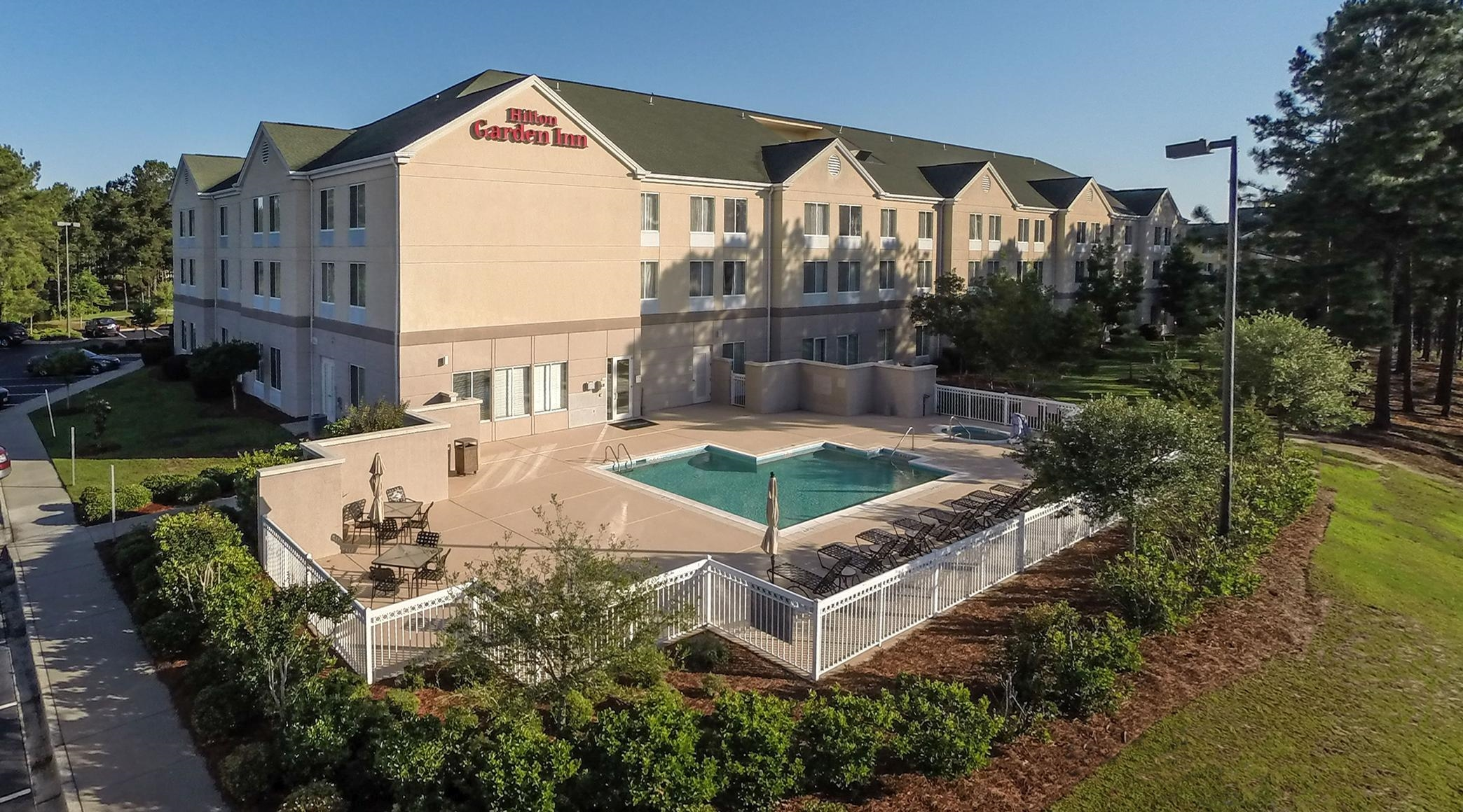 Hilton Garden Inn Savannah Airport Savannah Georgia
