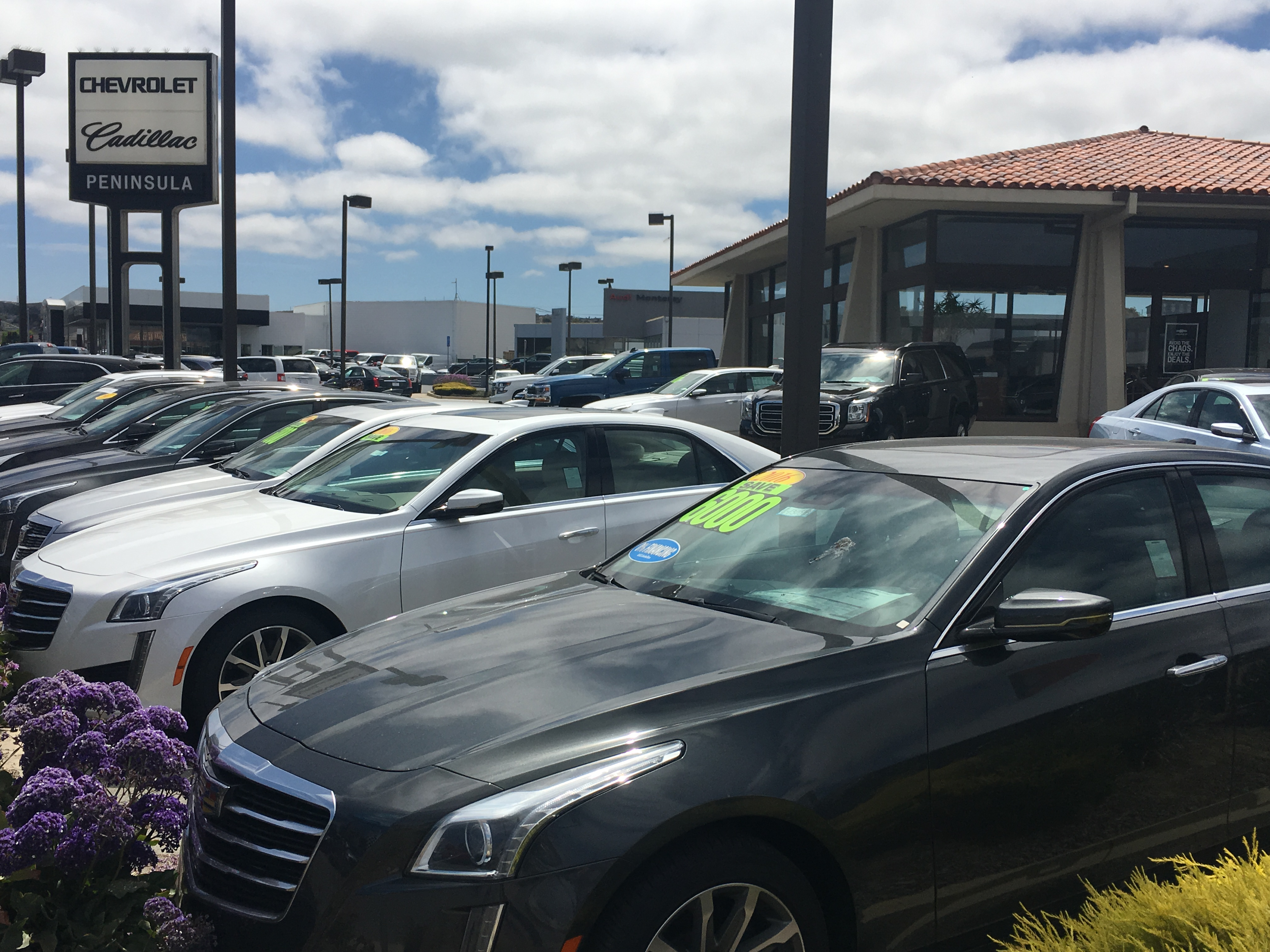 Car Dealers In Seaside California