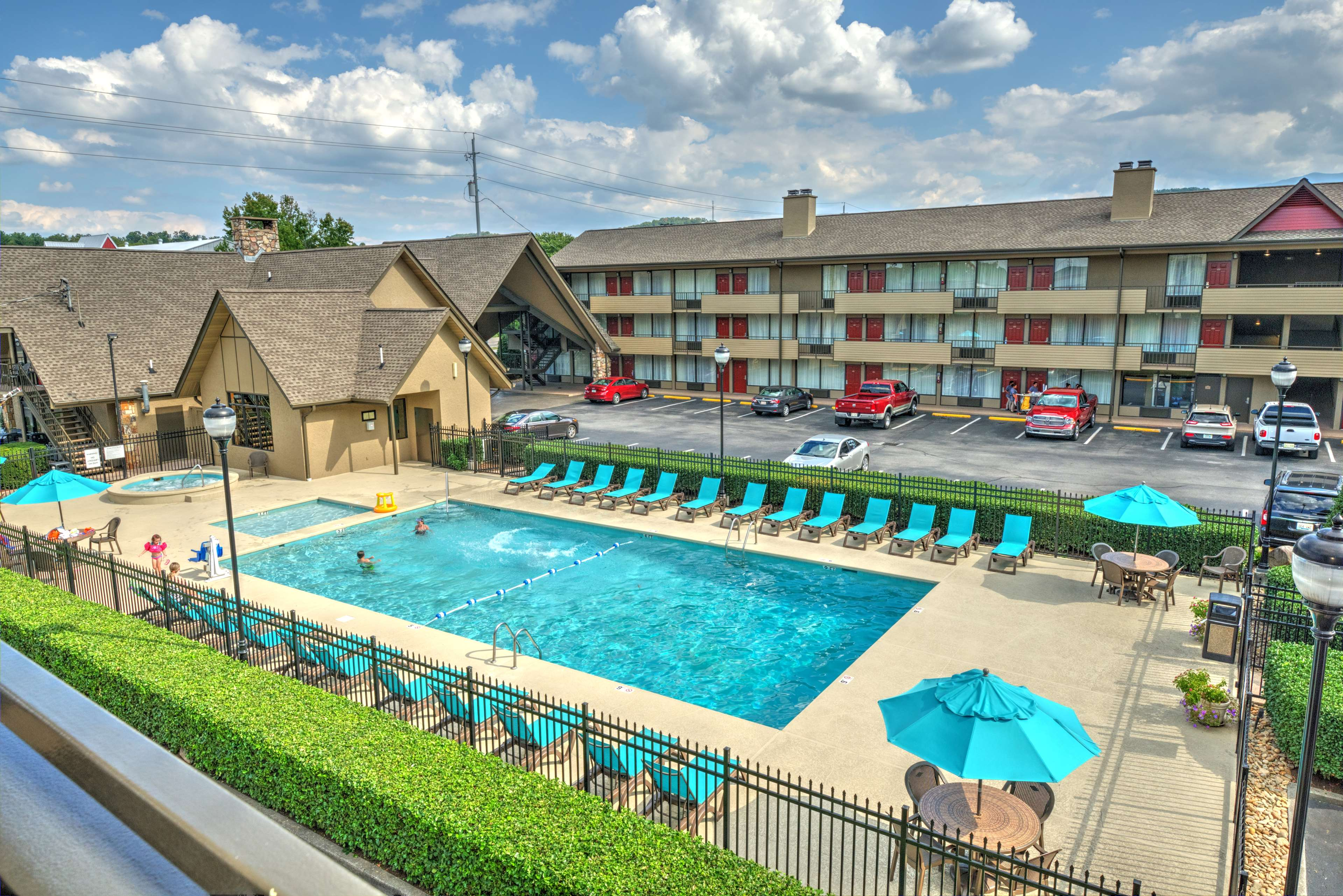 Pigeon forge hotel coupons discounts