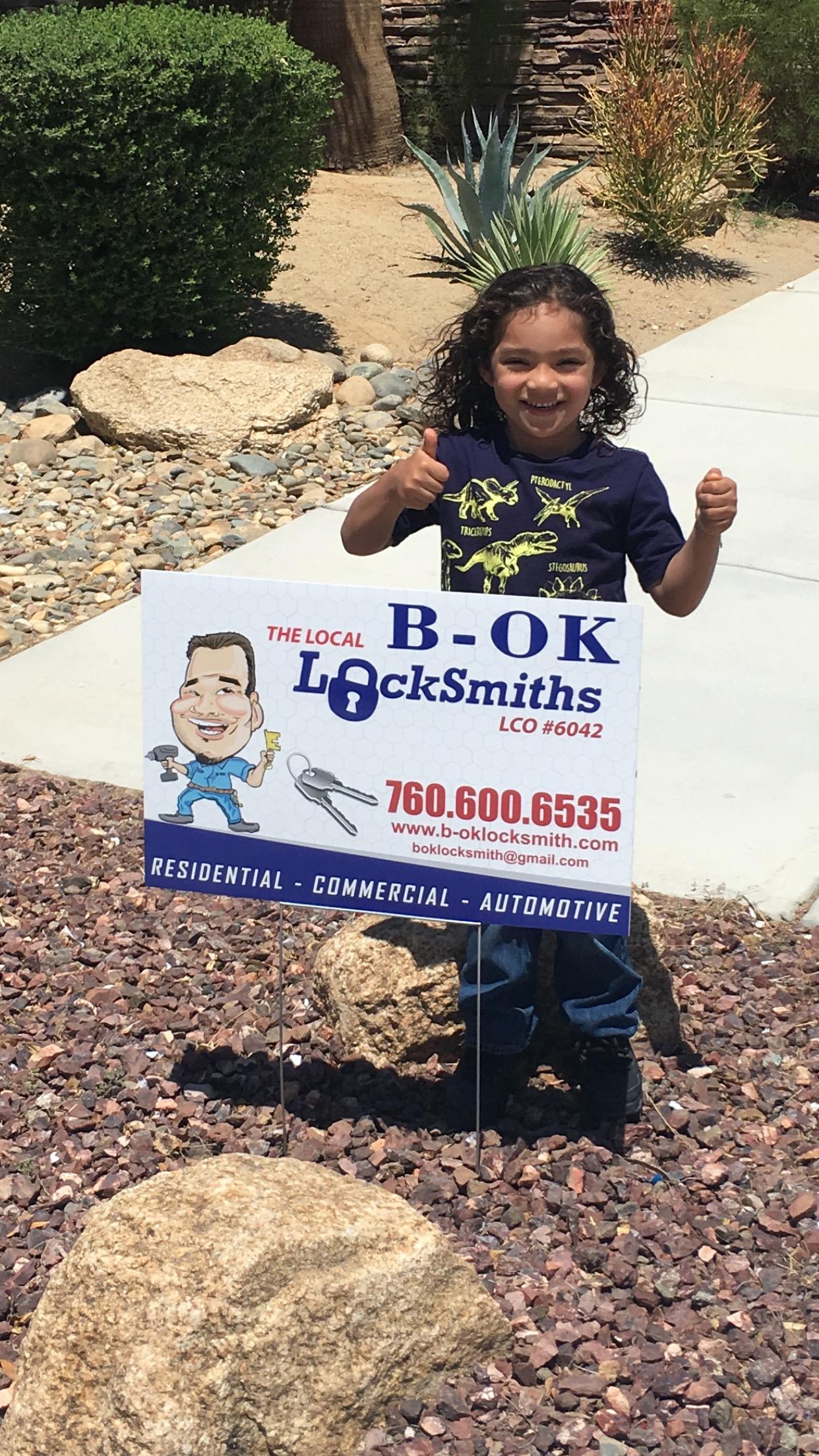 B-OK Locksmith