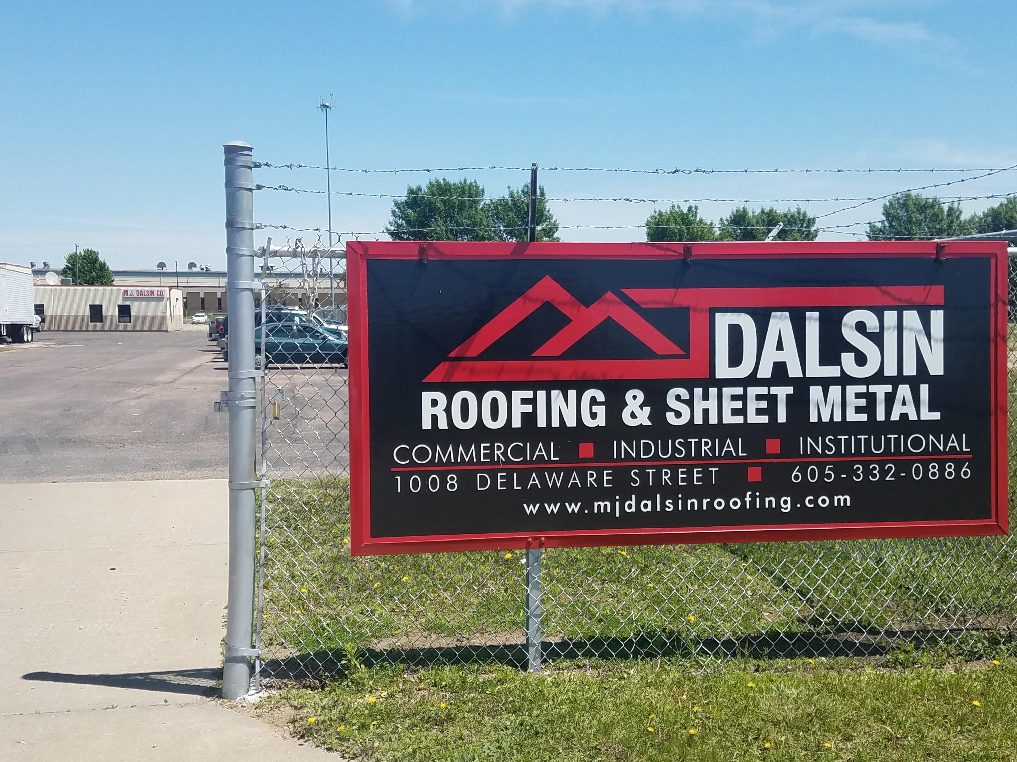 Mj Dalsin Roofing Amp Sheet Metal Sioux Falls South Dakota