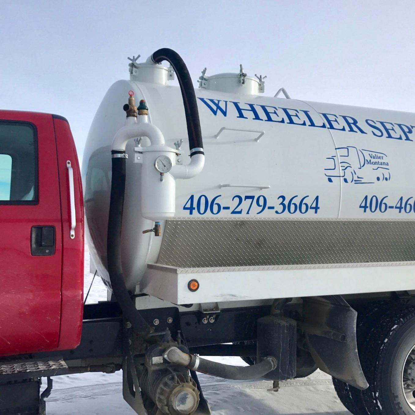 Wheeler Septic Pumping