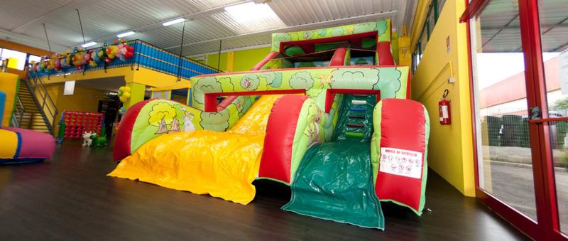 Parco Giochi Salta Salta - Circolo Acsi
