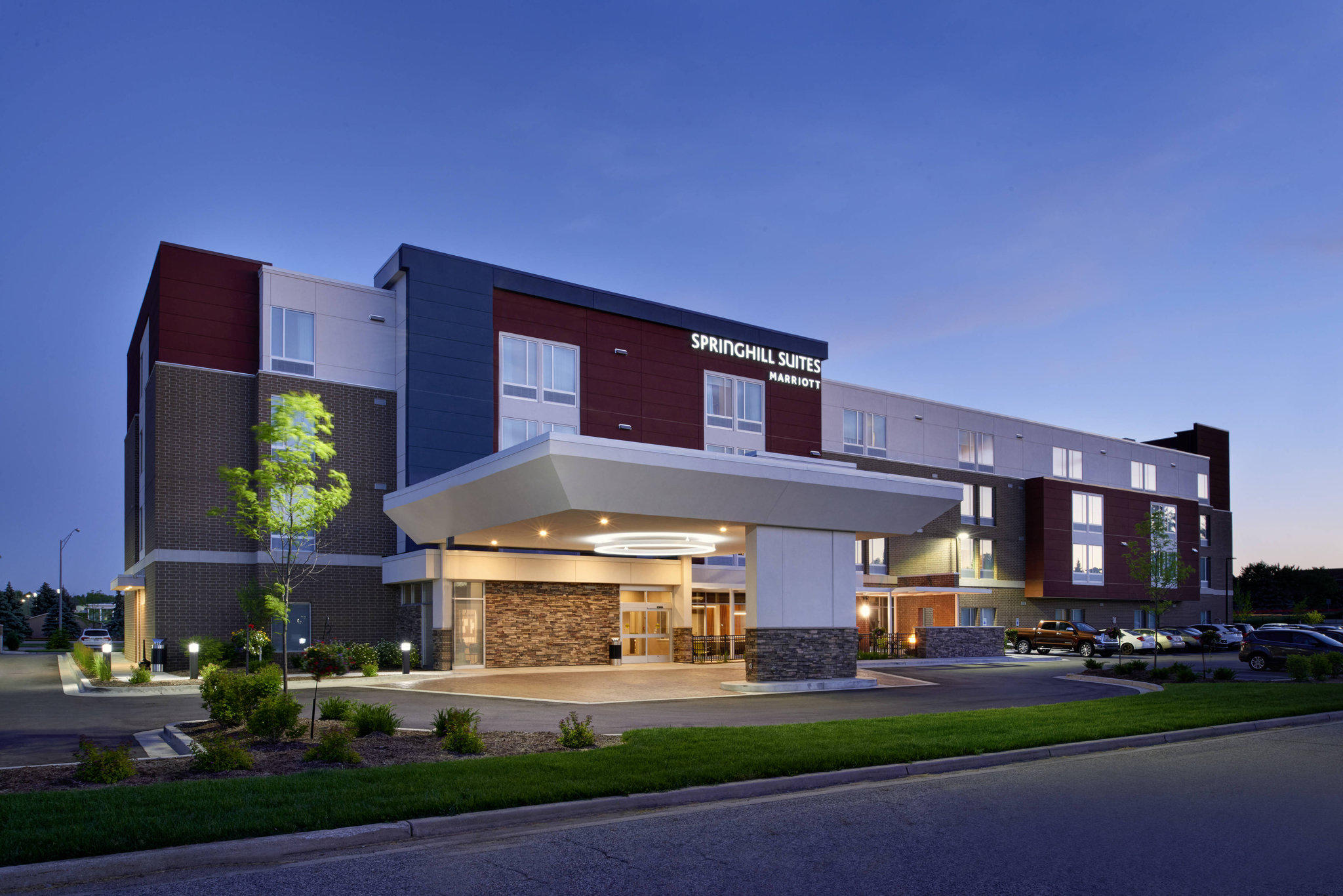 SpringHill Suites by Marriott Grand Rapids West