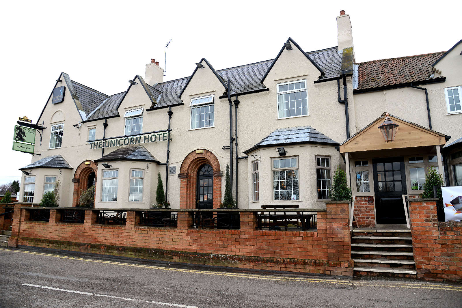 Unicorn Gunthorpe by Marston's Inn - Gunthorpe, Nottinghamshire NG14 7FB - 01159 663612 | ShowMeLocal.com