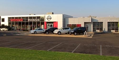 Nissan Dealers In Wisconsin >> Zimbrick Nissan Eastside in Madison, WI 53718 ...