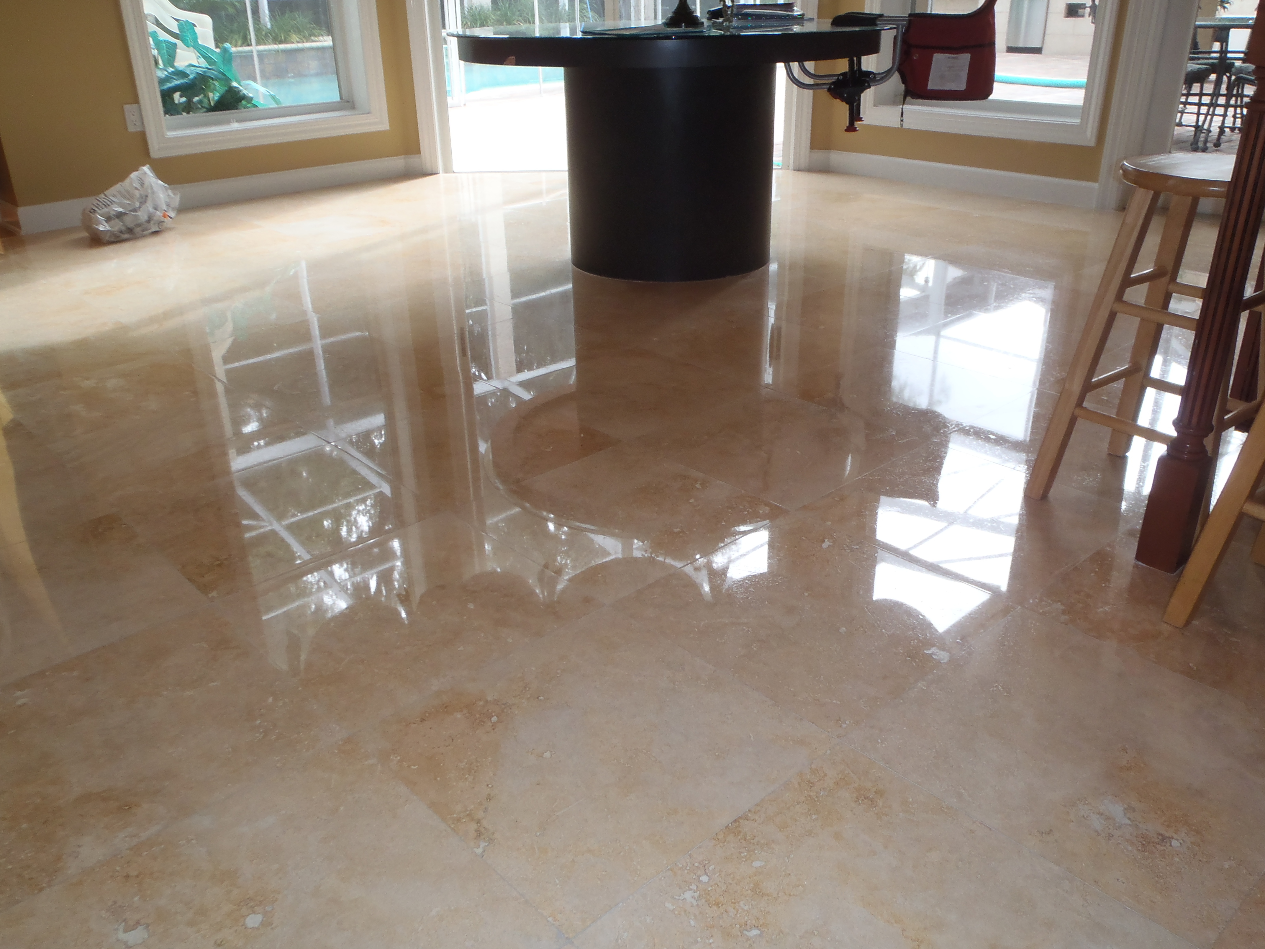 Terrazzo and Marble Cleaning and Polishing