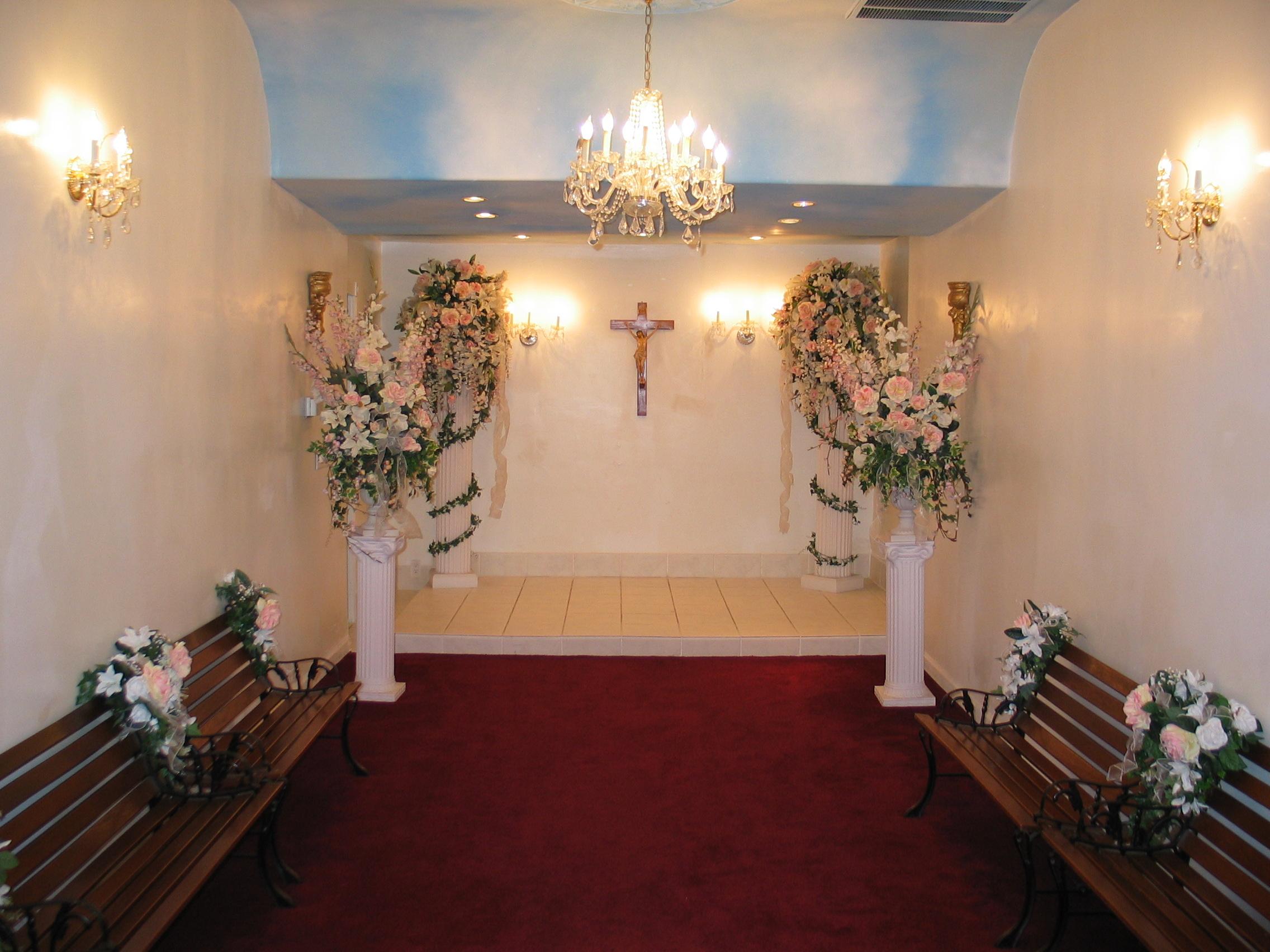 Chapel Los Angeles Wedding