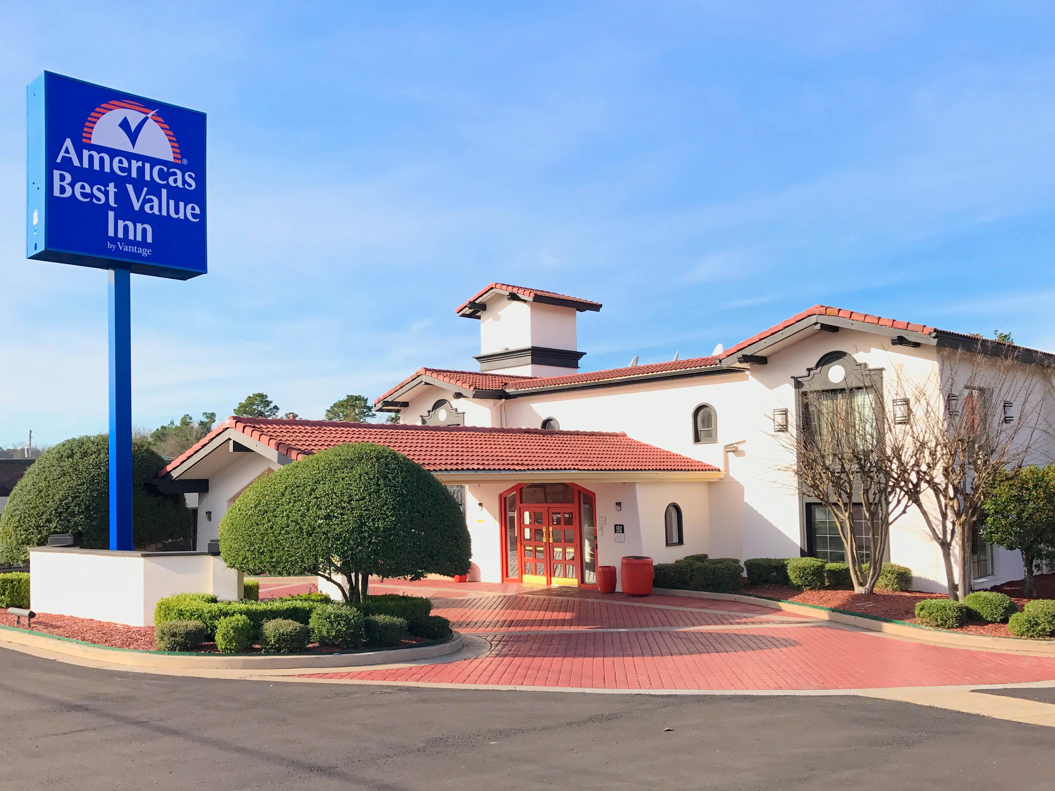 Americas best value inn little rock west medical for Americas best coupon code