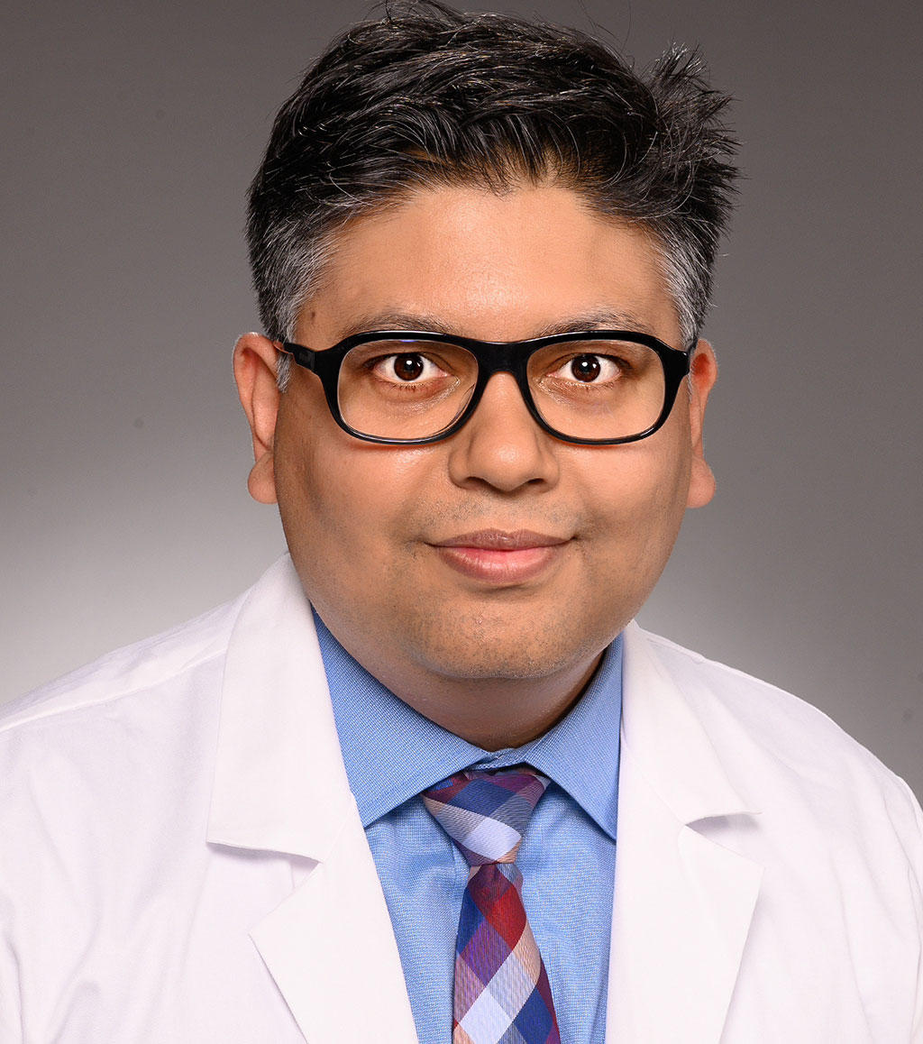 Headshot of Krishna Pancham