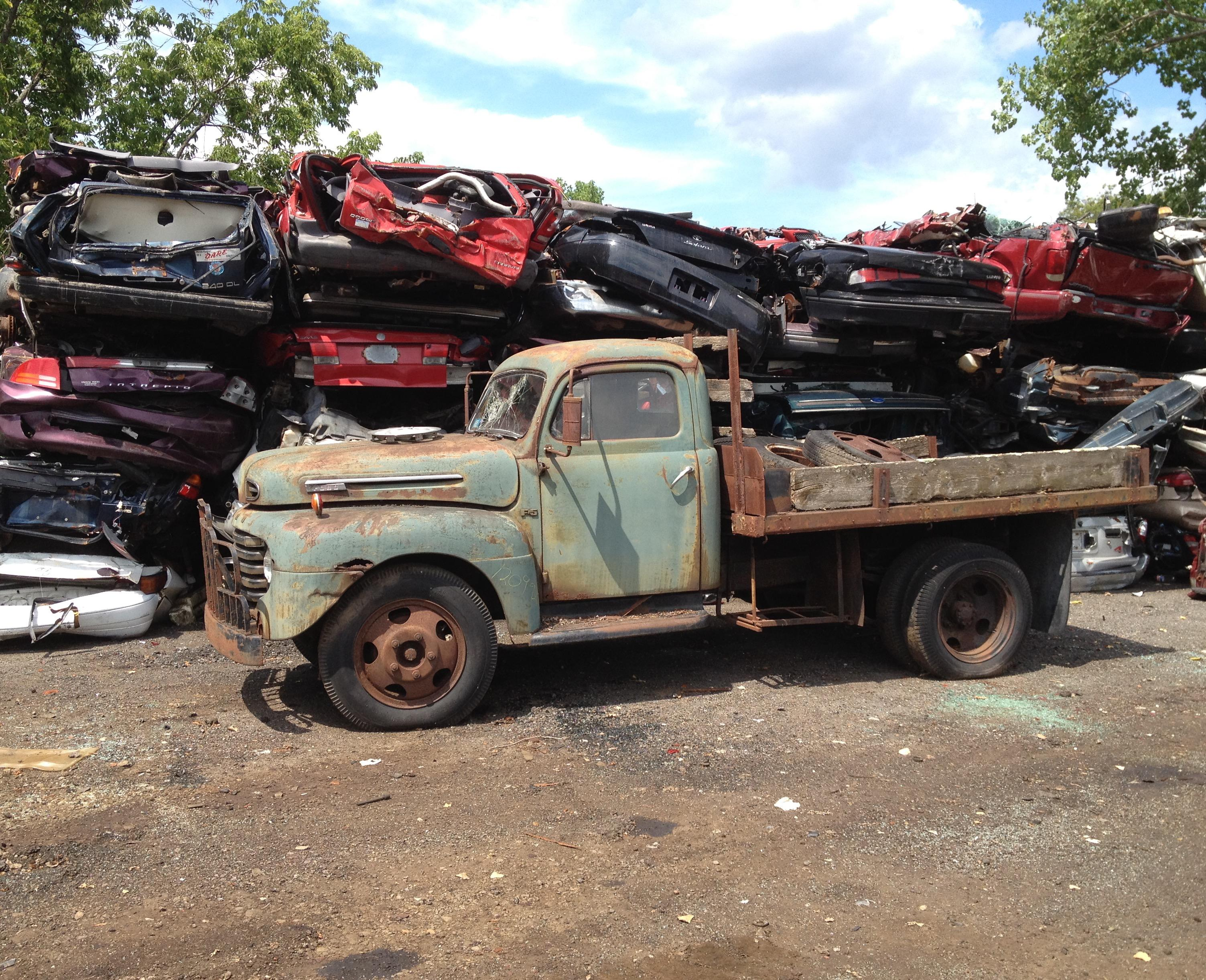 Cash For Junk Cars in Fall River, MA - Auto Salvage Yards ...