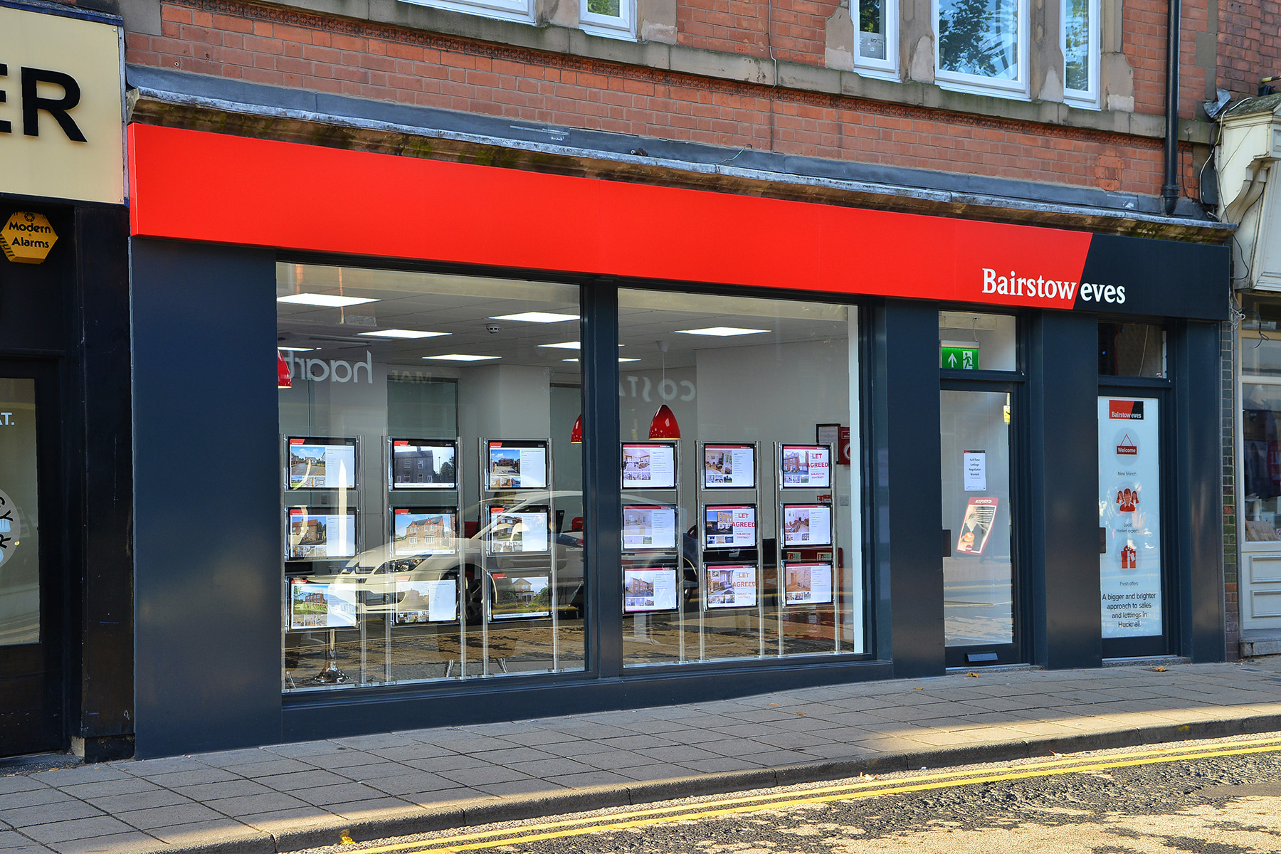 Bairstow Eves Estate and Letting Agents Hucknall