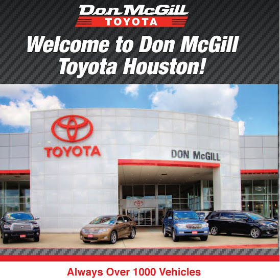 Captivating Don McGill Toyota