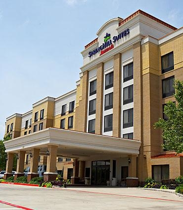 SpringHill Suites Dallas Addison/Quorum Drive image 0