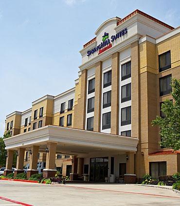 SpringHill Suites Dallas Addison/Quorum Drive image 0