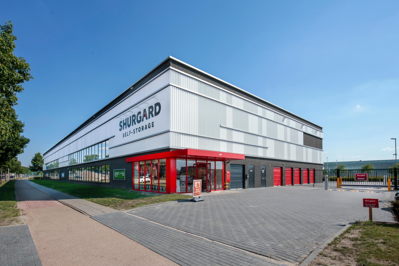 Shurgard Self-Storage Utrecht Leidsche Rijn