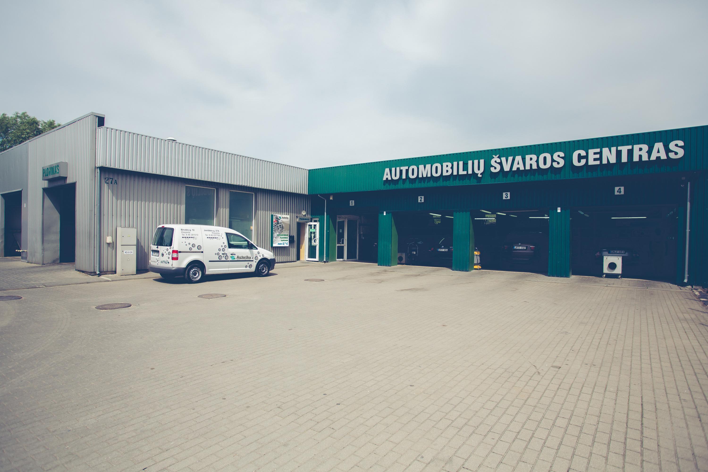 AUTORIKA, UAB automobilių švaros centras