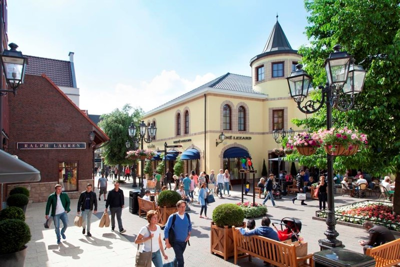 Foto's Designer Outlet Roermond