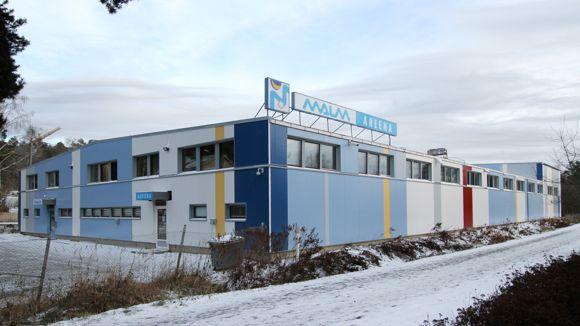 Liikuntakeskus Malm Areena