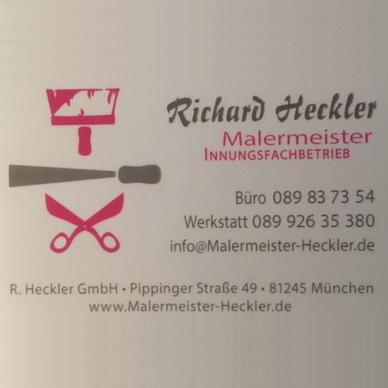 Bild zu Heckler Richard Malermeister GmbH in München