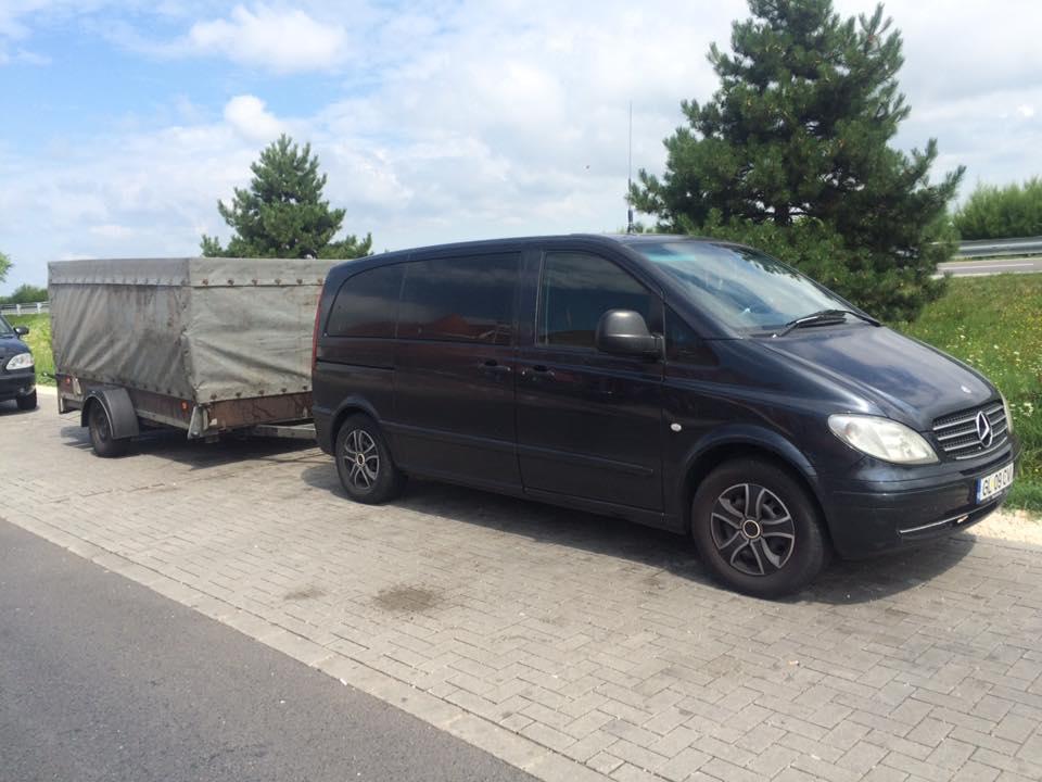 Transport persoane Romania-Anglia/Italia