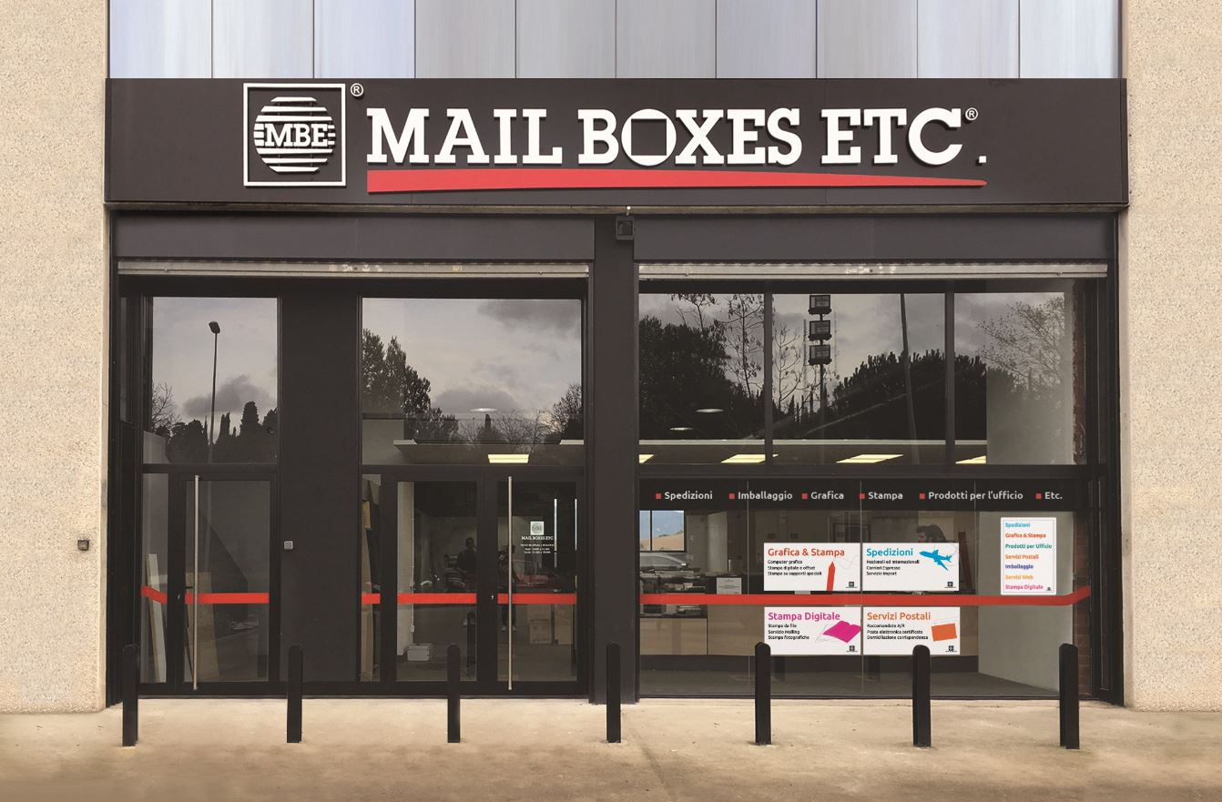 Mail Boxes Etc. - Zentrum MBE 0213