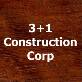 3+1 Construction Corp