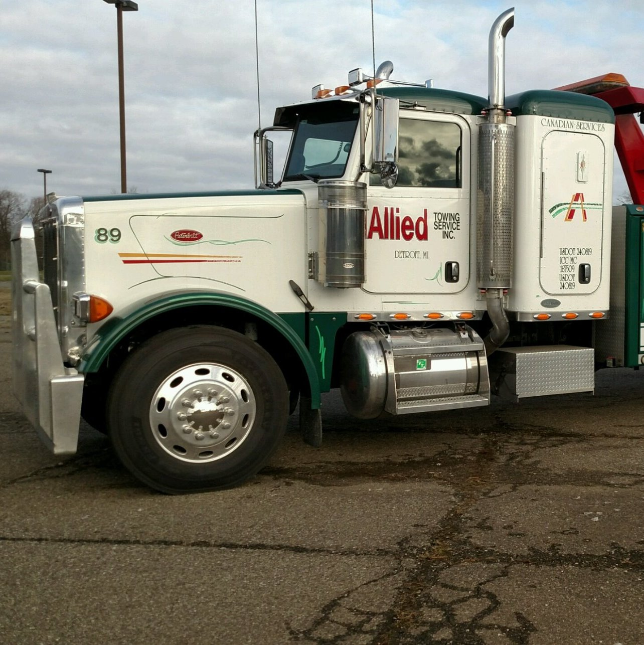 Towing Service in MI Detroit 48212 Allied Towing Service Inc 5241 East McNichols Road  (844)834-3417