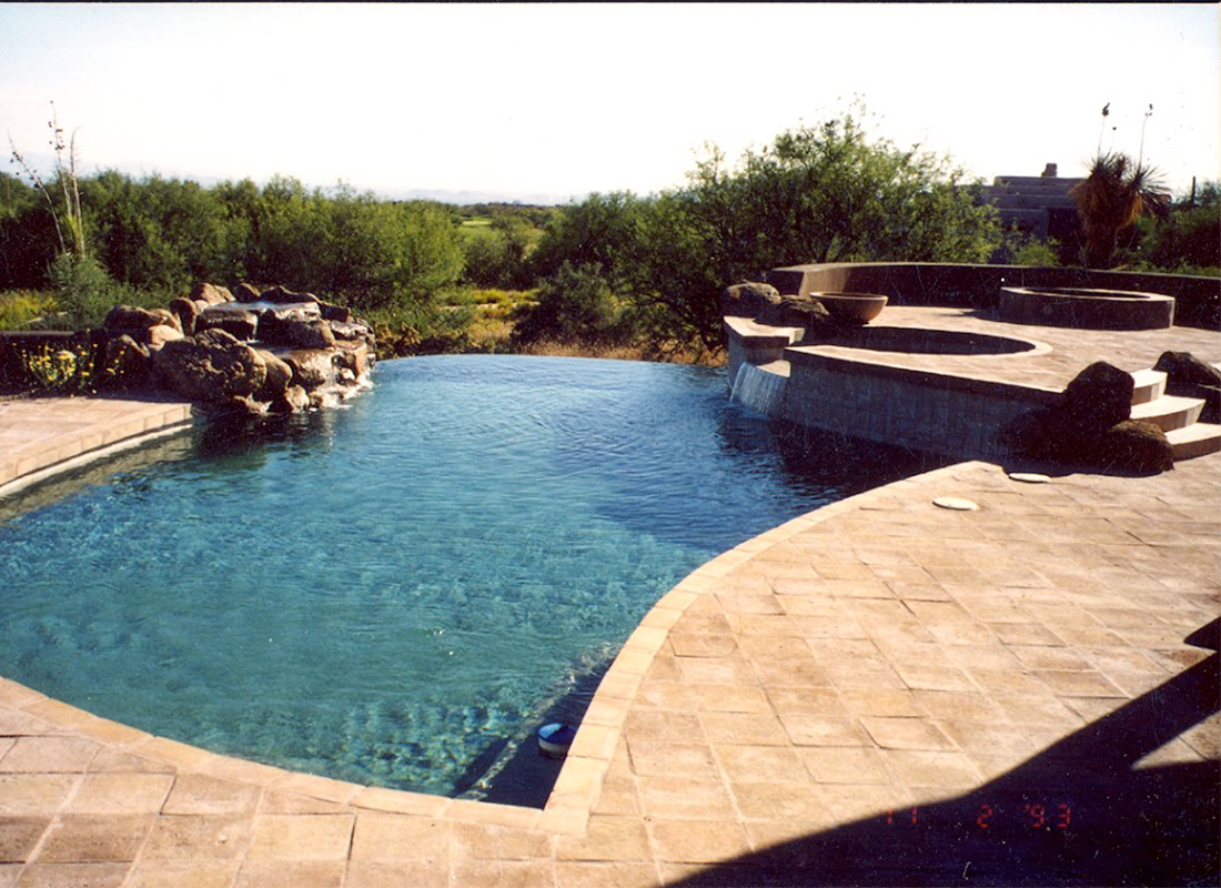 Desert reflections companies llc phoenix arizona az for Pool resurfacing phoenix az