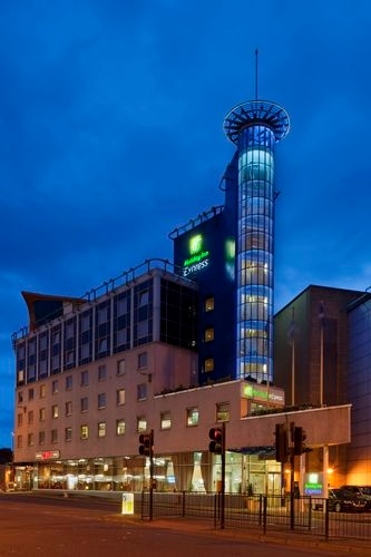Holiday Inn Express Glasgow - City Ctr Theatreland