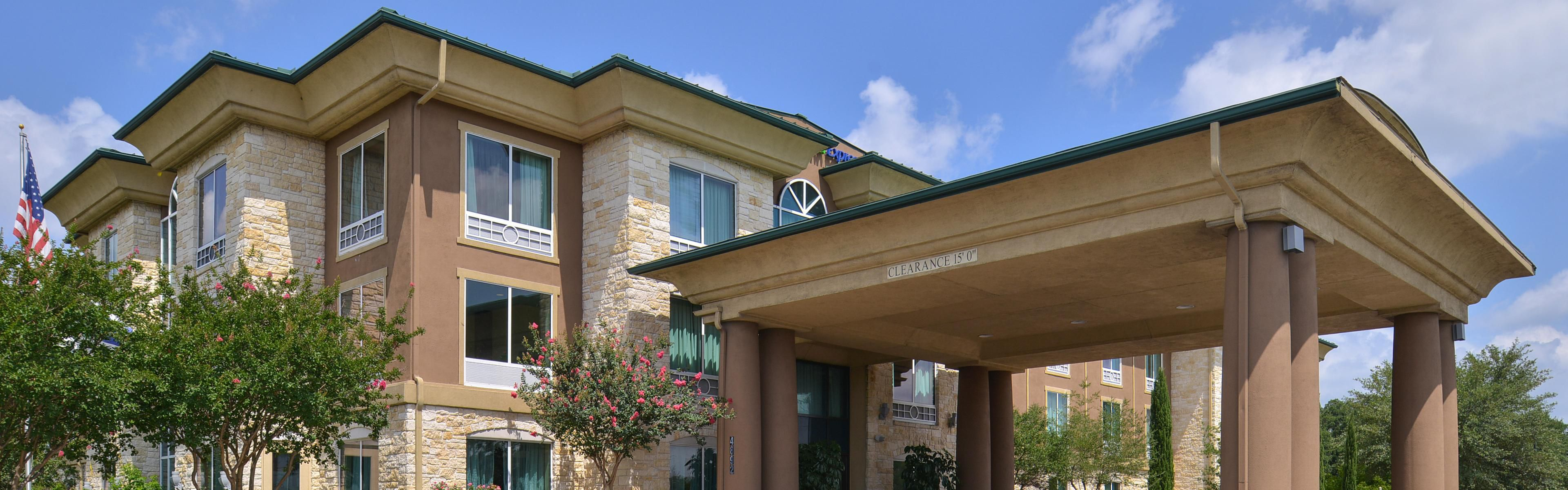 Holiday Inn Express & Suites Austin SW - Sunset Valley ...
