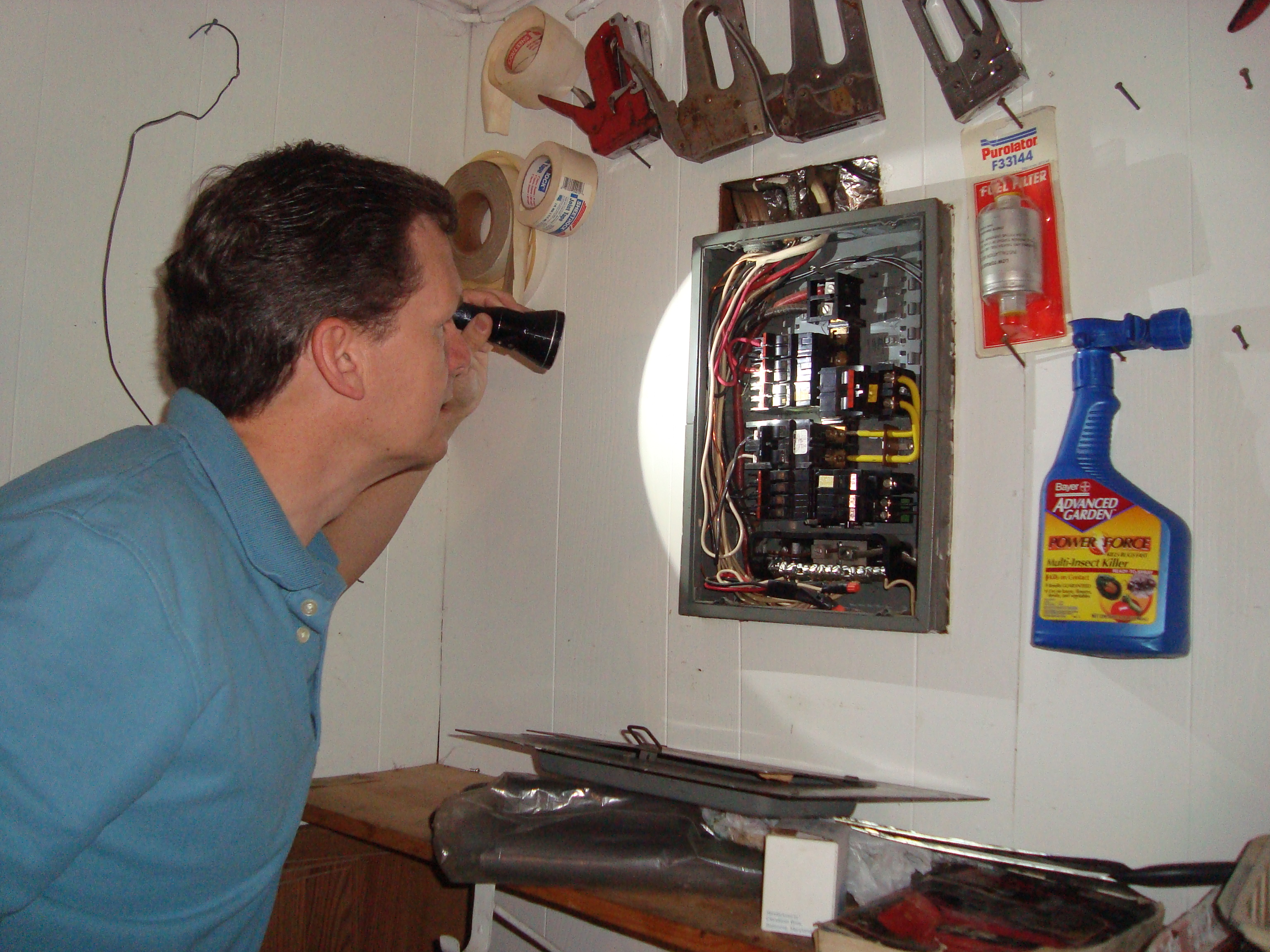 Accutech Home Inspections Dayton Ohio Oh