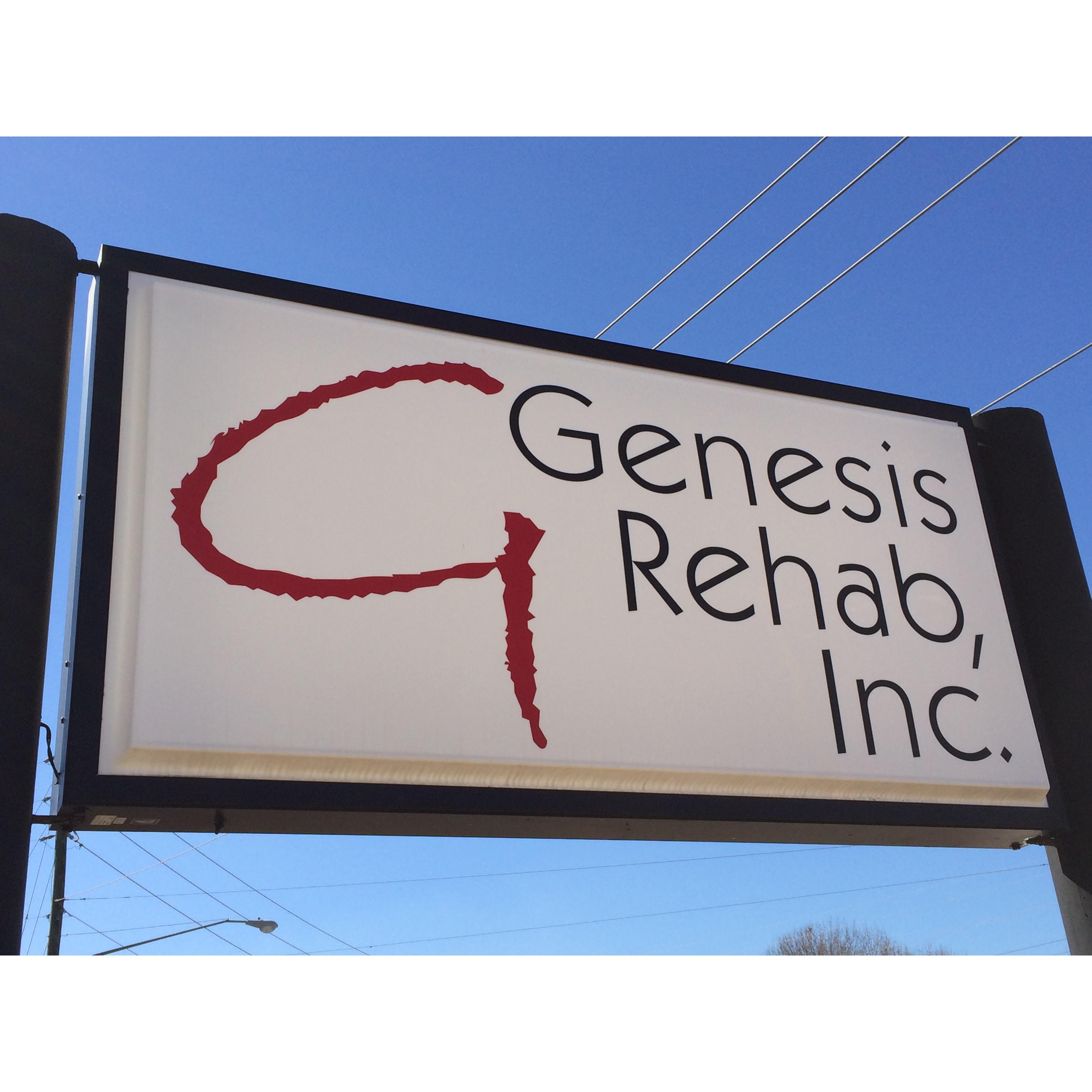Genesis Rehab