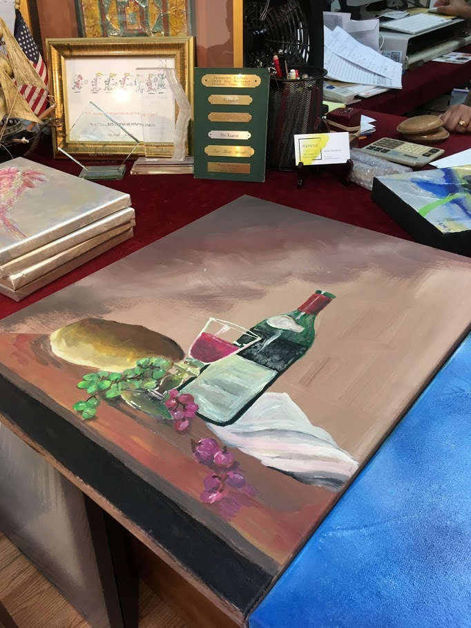 Perimeter art gallery custom framing houston texas tx for Michaels craft store houston texas