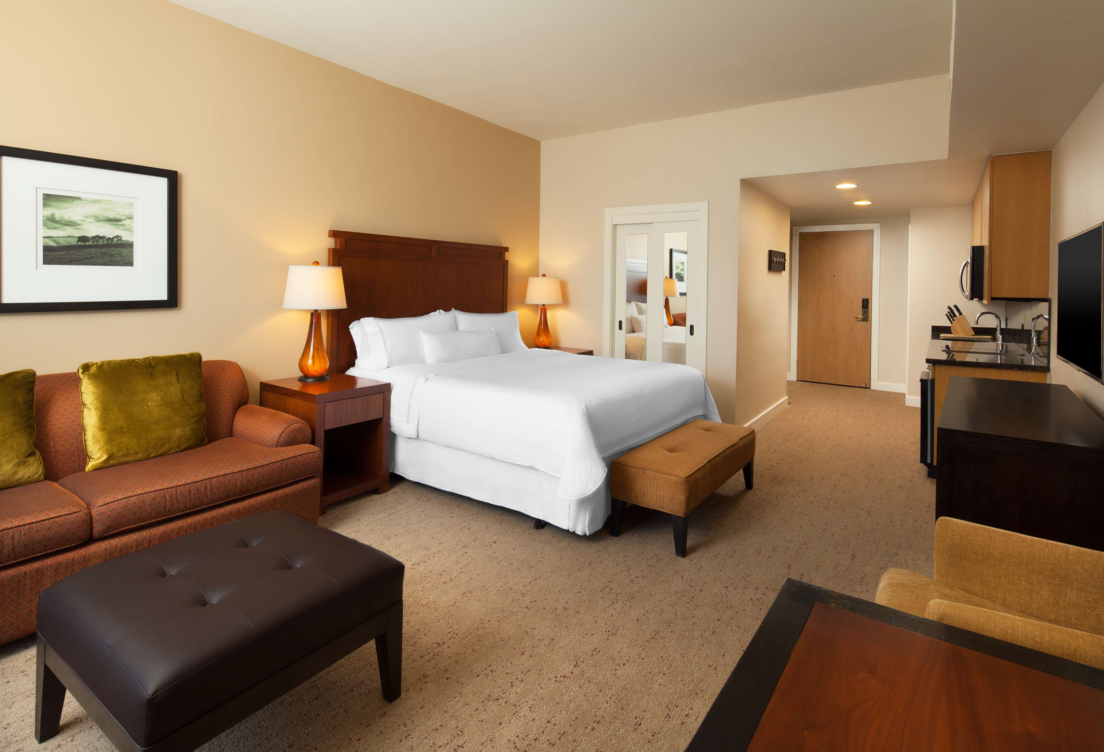 SpringHill Suites Napa Valley - Hotels & Resorts