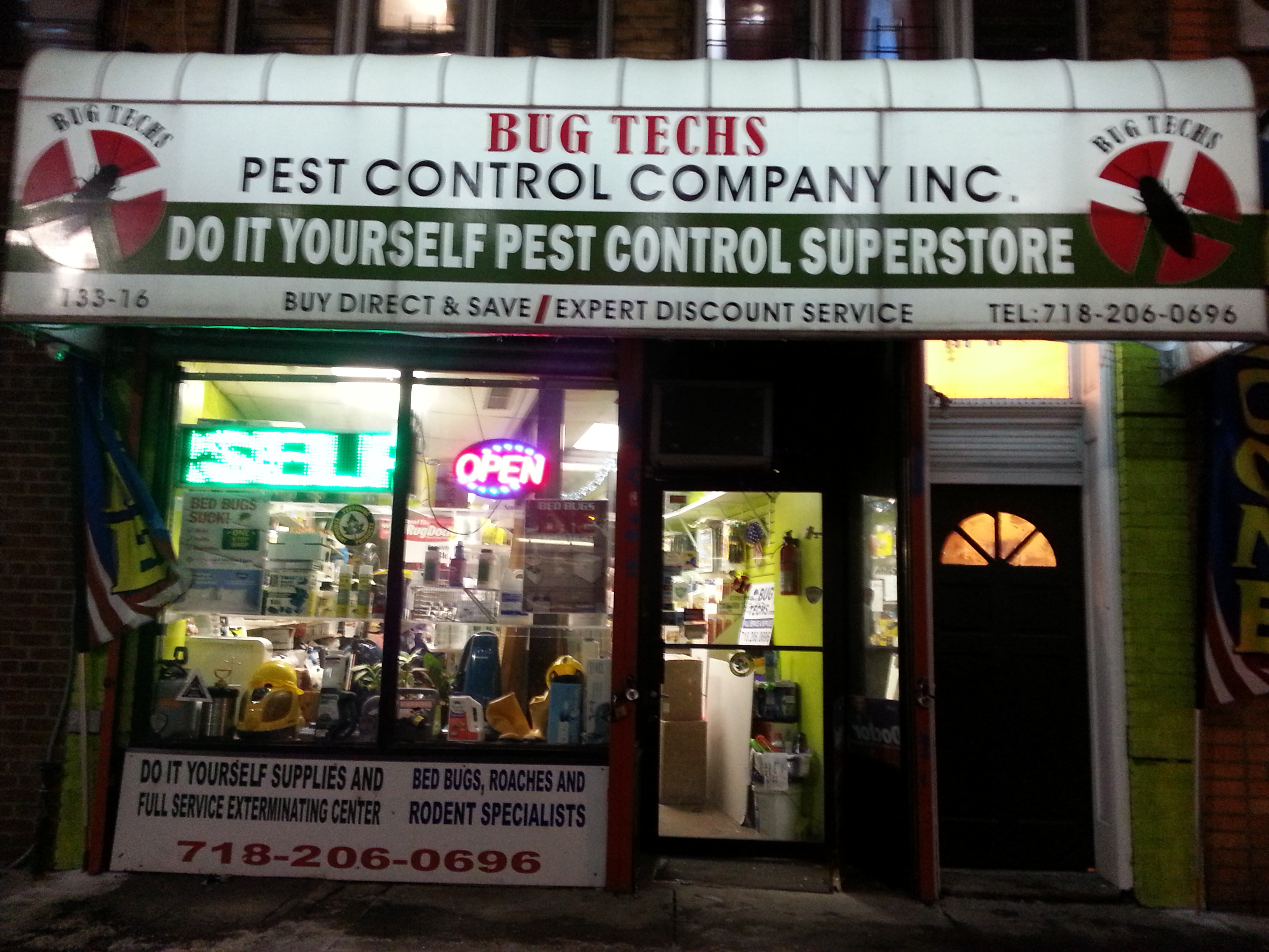 bug techs pest control company inc coupons near me in new york