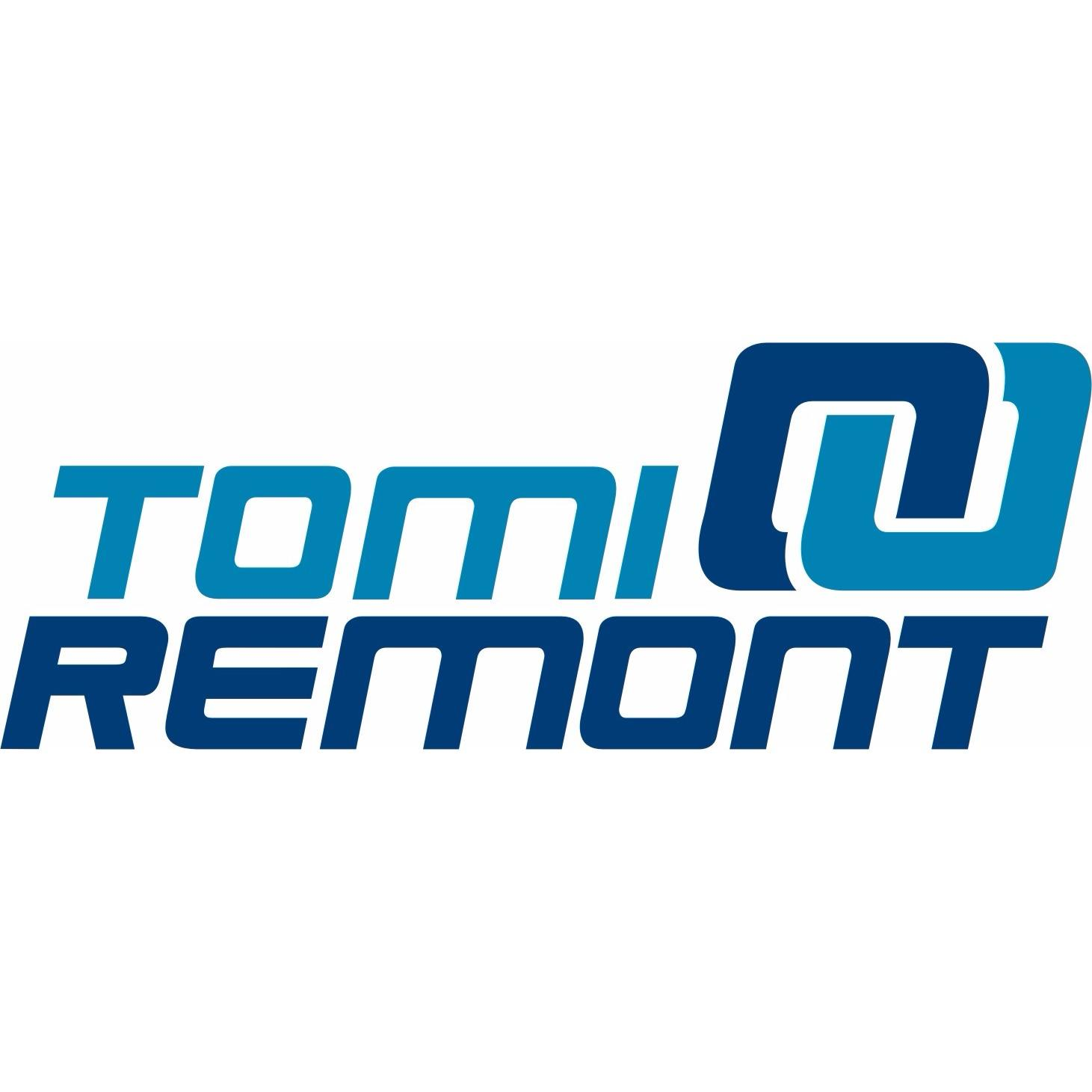 logo TOMI-REMONT a.s.