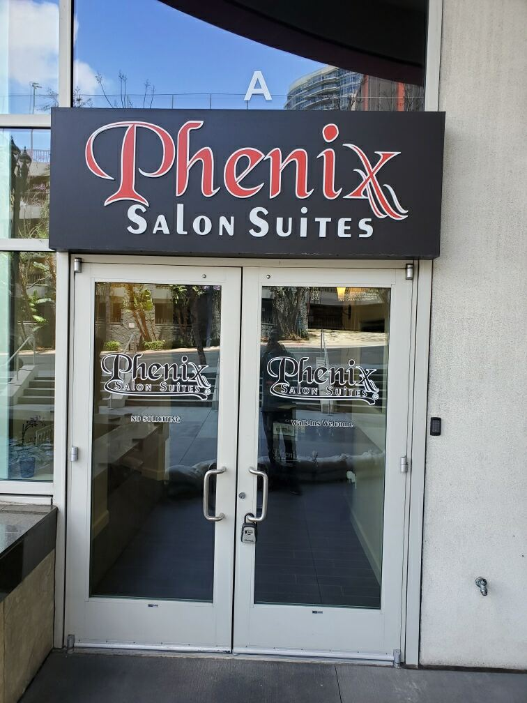 Phenix Salon Suites Downtown San Diego